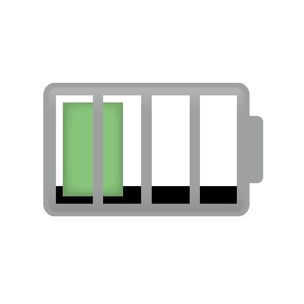 スマホのバッテリーの復活方法