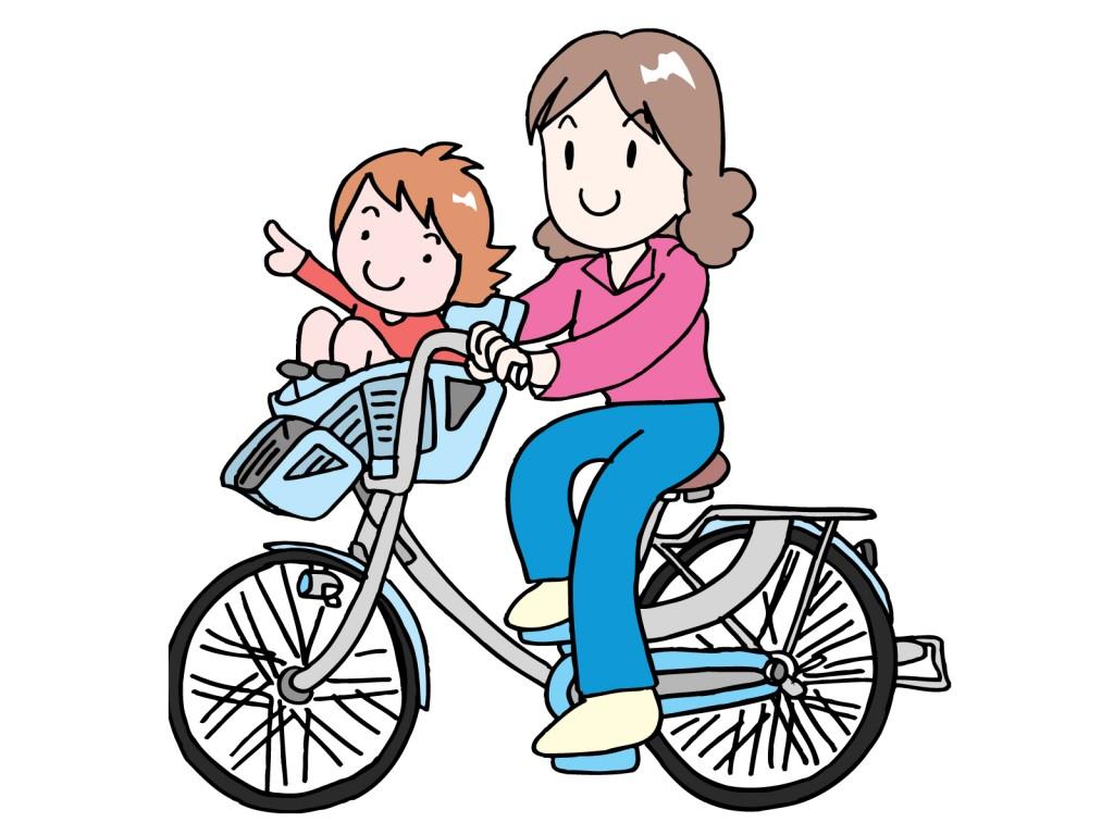 子供乗せ自転車はいつから何歳までOK?