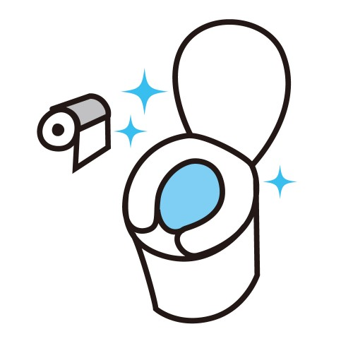 トイレのノズルの掃除の仕方と重曹