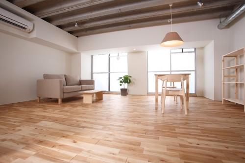 フローリングと床のカビ取り方法