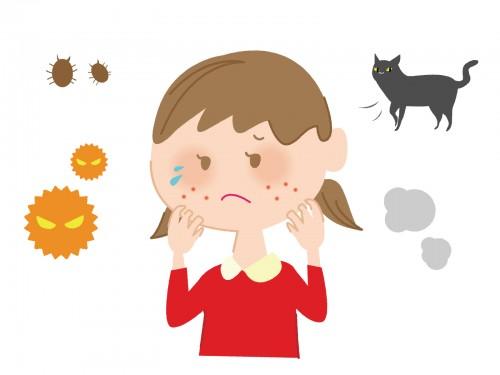 ダニやハウスダストアレルギーは布団乾燥機と空気清浄機が効果的