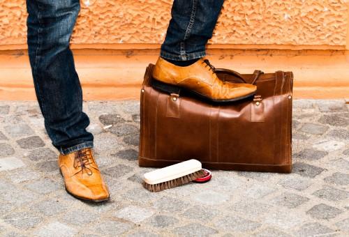 靴のカビの予防対策とクリーニング費用