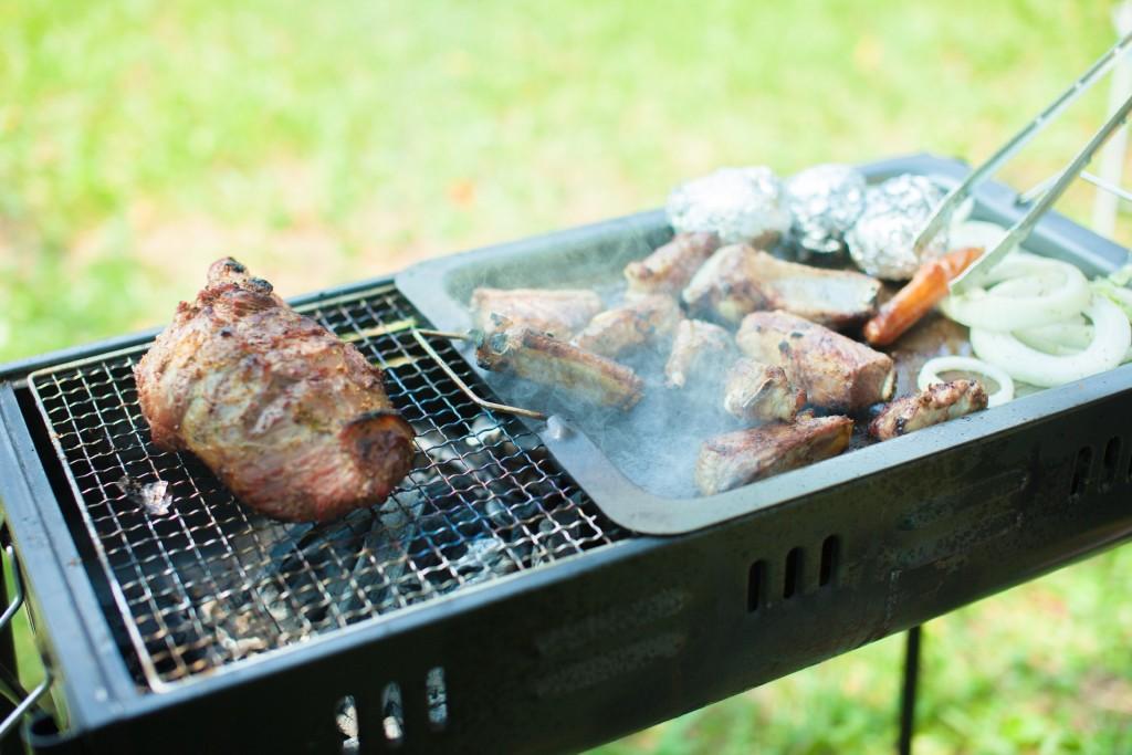 バーベキューの食材の目安と変わり種