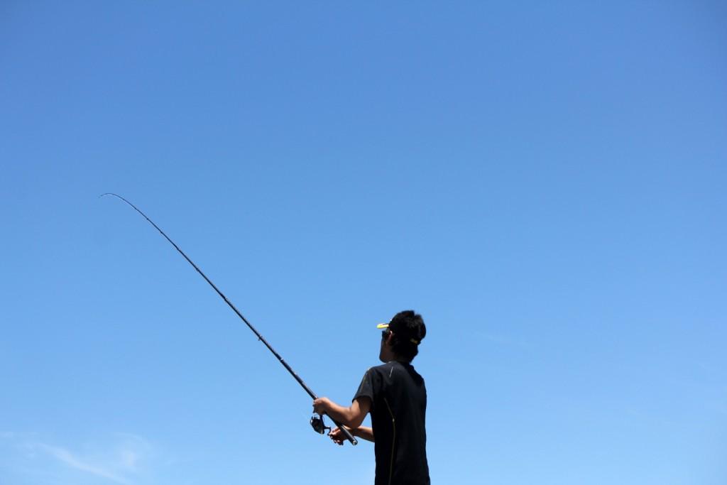 釣り道具の臭い対策と洗い方