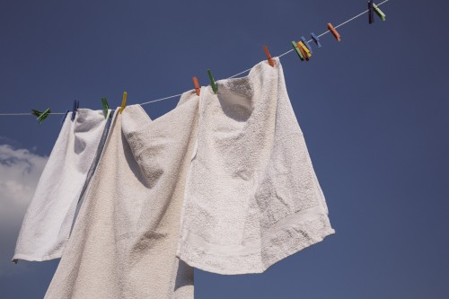 雑菌臭と残り湯とバスタオルの洗濯頻度