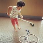 ベランダの簡単掃除方法は重曹や洗剤や掃除機!マンションの注意点