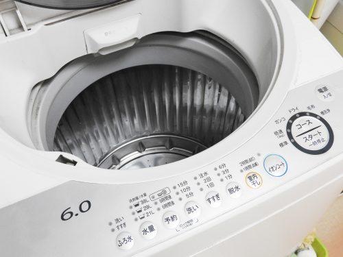 洗濯機の安い時期と最安値